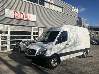 begagnad Mercedes Sprinter 213 CDi 129hk L2H2 Fig -16