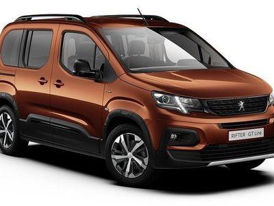 begagnad Peugeot Rifter L2 ALLURE PureTech 110