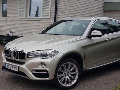 begagnad BMW X6 xDrive40d 313hk