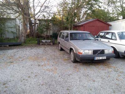 begagnad Volvo 945 turbo ltt