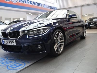 begagnad BMW 430 iA Cab M-Sport / H&K / Navi / Sv-Såld