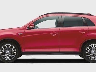 "begagnad Mitsubishi ASX 1.6 2WD Komfort Backkamera 18"""