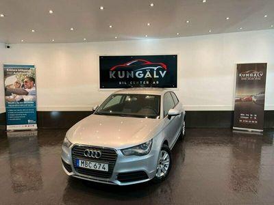 begagnad Audi A1 1.6TDI*LÅG SKATT*BILLIG DRIFT*NYBES*NYSERVAD