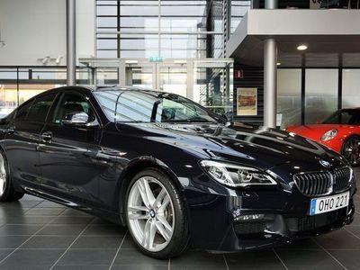 begagnad BMW 640 d xDrive GC M-Sport Nypris 1132400.-