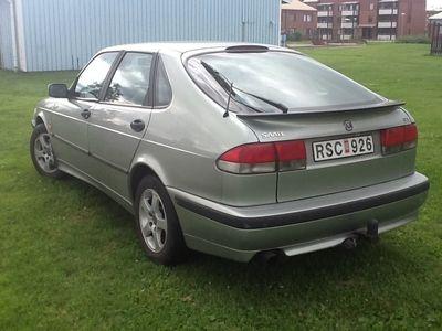 begagnad Saab 9-3 2.0t 185hk 2001