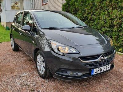 begagnad Opel Corsa 5-dörrar