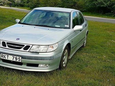 begagnad Saab 9-5 Special edition 2.3t