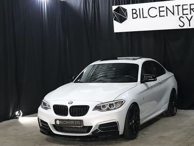 begagnad BMW M235 M235i CoupéSteptronic Comfort Euro 6 326hk
