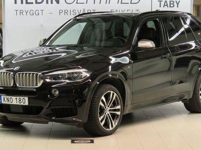 begagnad BMW X5 M50d M Sport 381hk