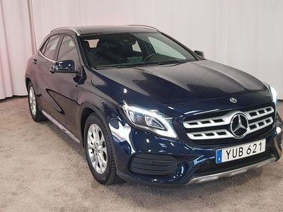 begagnad Mercedes GLA220 GLA-Klass4MATIC -19