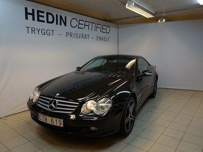 begagnad Mercedes SL500 //Cabriolet//Automat//