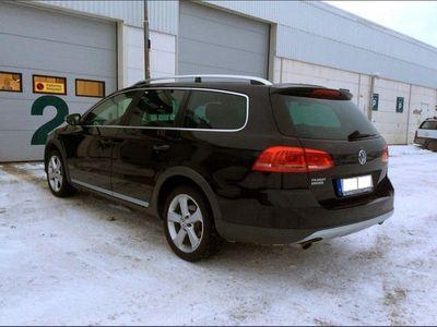 begagnad VW Passat 2.0 TDI 177 BMT