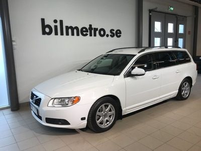 begagnad Volvo V70 D4 181HK Momentum AWD Aut /Drag