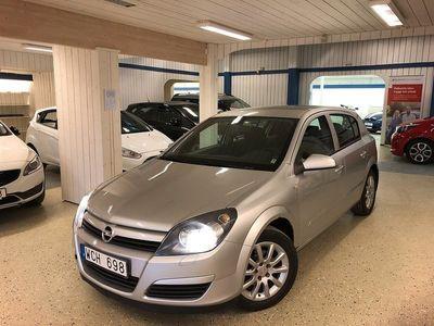 begagnad Opel Astra 1.8 Manuell 125hk