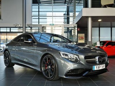 begagnad Mercedes S63 AMG Coupe 4M Nypris 1904850.-