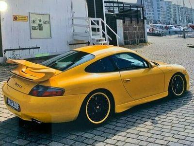begagnad Porsche 911 GT3