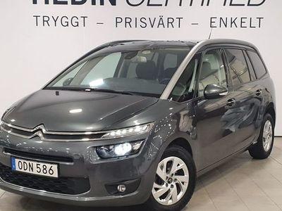 begagnad Citroën Grand C4 Picasso Exclusive 150 HK   Panorama