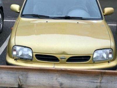 begagnad Nissan Micra -98