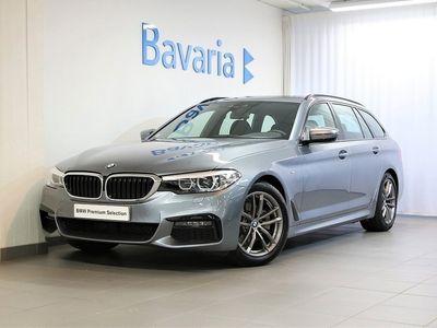 begagnad BMW 520 d xDrive Touring M-Sport Connected Nav Drag Nypris 579 200 K