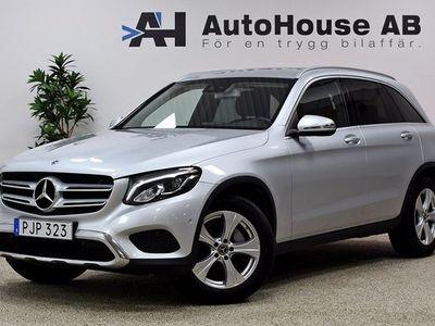 begagnad Mercedes 220 GLC Benzd 4MATIC SE Edition SUV-paket 2017, SUV 309 000 kr
