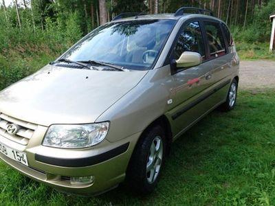 begagnad Hyundai Matrix GLS 1,8 -03