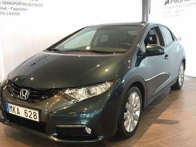 begagnad Honda Civic 1.8 i-VTEC EXECUTIVE PANORAMA SKINN