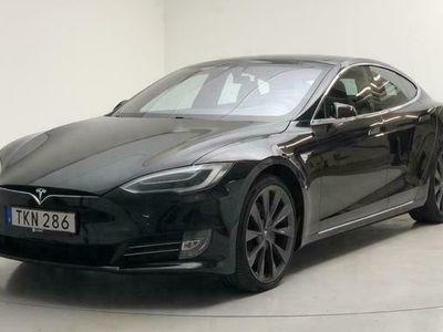 begagnad Tesla Model S Model X100D 2018, Sedan Pris 730 000 kr