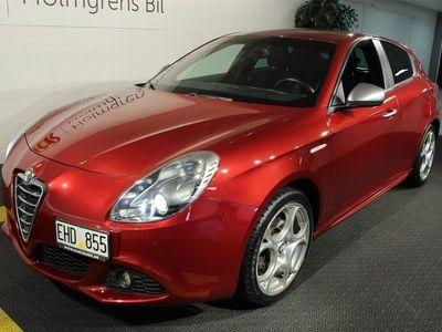 begagnad Alfa Romeo Giulietta 1.4 Tb