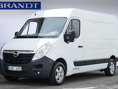 begagnad Opel Movano L2 H2 2.3 CDTI drag