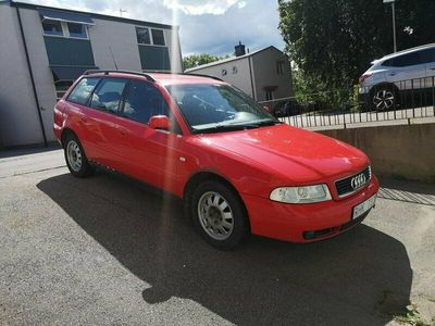 begagnad Audi A4 AVANT 1,8