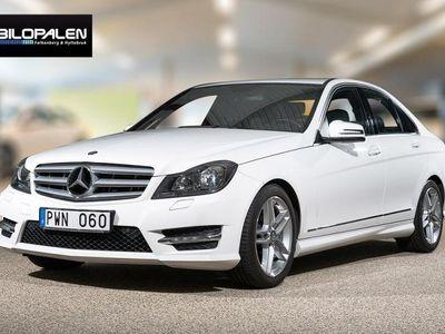begagnad Mercedes C200 CDI -13
