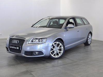 begagnad Audi A6 Avant 2.0 TDI DPF Multitronic Sport, Pro Line, Business Edit