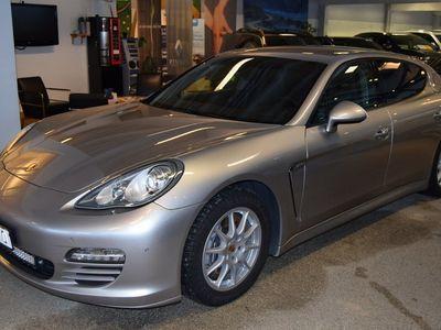 begagnad Porsche Panamera 4 (300hk)