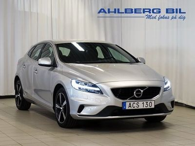 begagnad Volvo V40 D3 R-Design Edt, Garanti 24 månader, On Call, Baksätesvärme, Keyless Entry and Start, Parkeringssensor fram/bak