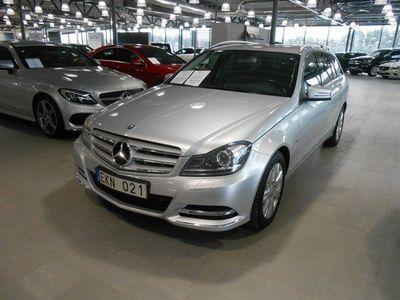 begagnad Mercedes C250 CDI 4matic Kombi