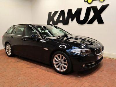 begagnad BMW 520 d xDrive Touring | Sport | D-värm | Drag | 190hk