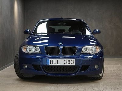 begagnad BMW 116 i 5-door M Sport Advantage 122hk V-hjul