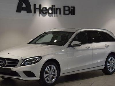 used Mercedes C220 220 d 4MATIC // Demobil // Dragkrok // Backkamera