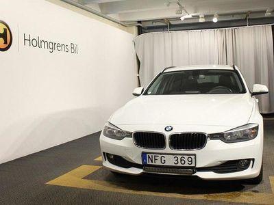 begagnad BMW 320 d Touring Kombi