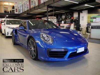 brugt Porsche 911 Turbo Toppskick!
