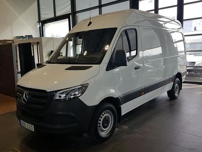 begagnad Mercedes Sprinter 319 CDI Skåpbil Panel Van 7G-Tronic Plus, 10,5 kubik