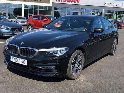 begagnad BMW 530 e iPerformance 2019, Sedan 414 900 kr