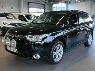 begagnad Mitsubishi Outlander CWO