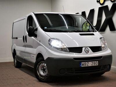 begagnad Renault Trafic Skåpbil 2.0 dCi L1H1 Drag S&V-Hjul (114hk)