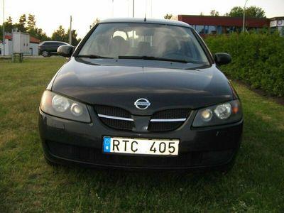 begagnad Nissan Almera 5D 1,5 VIS