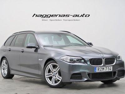 begagnad BMW 520 d Touring / Automat / M-Sport / Drag