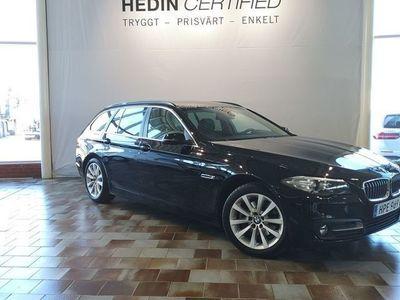 brugt BMW 520 d xDrive Touring // Dragkrok & Rattvärme //