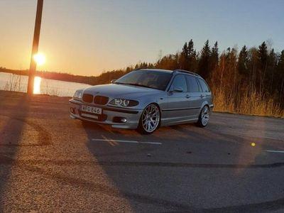 begagnad BMW 320 d M-sport 05