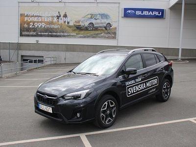 gebraucht Subaru XV 2.0 4WD Summit 156hk -18