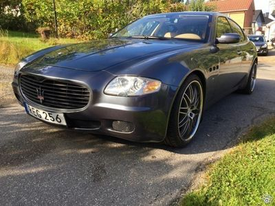 begagnad Maserati Quattroporte V -04